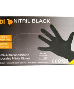 FIDI NItril Black Einmalhandschuhe Gr. L Einmalhandschuhe Fahrzeugshine