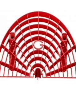 Grit Guard Waschboard rot Fahrzeugshine
