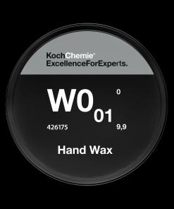 Koch Chemie Hand Wax W0.01 Lackaufbereitung Fahrzeugshine