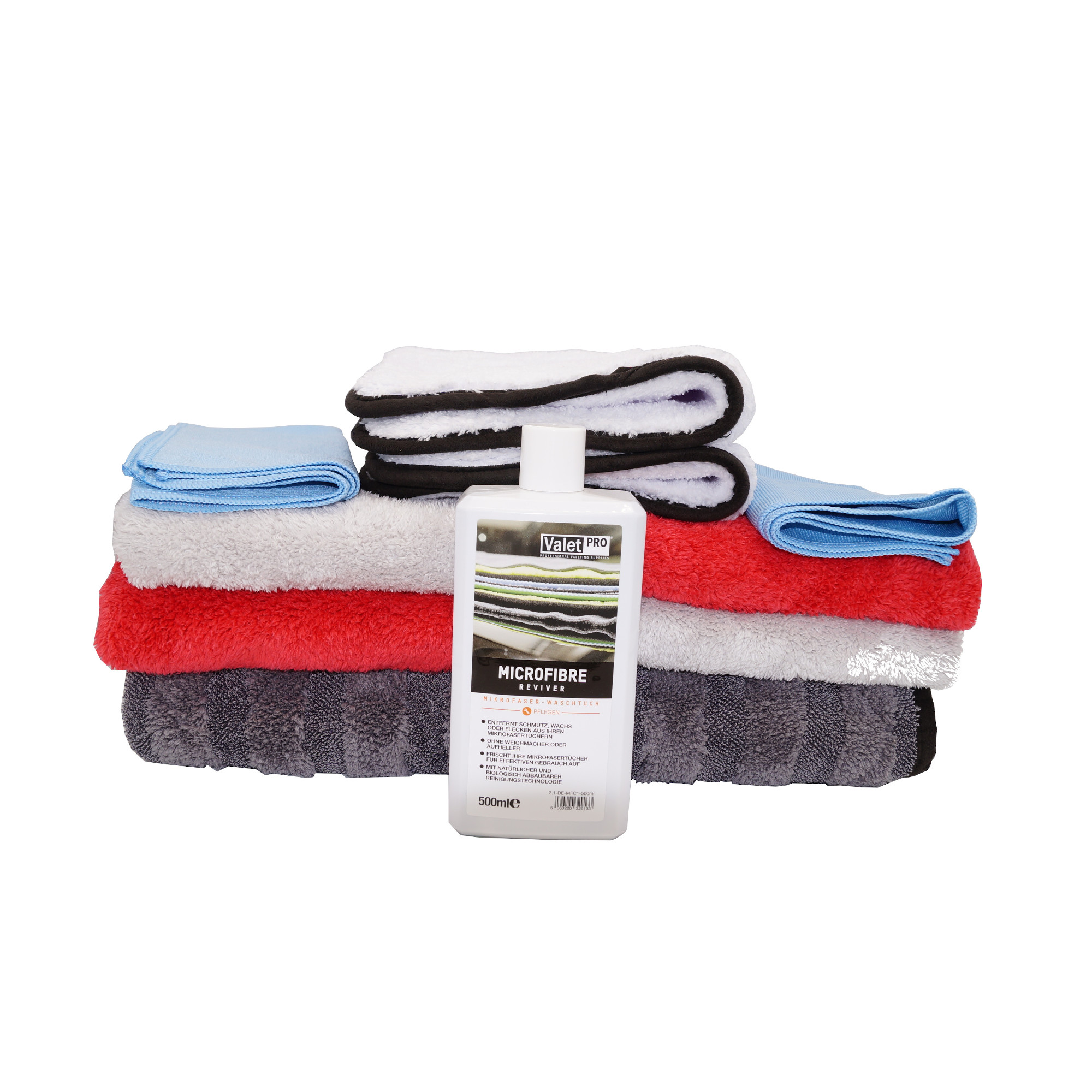 Mikrofaser Superset Premium Selection Fahrzeugshine
