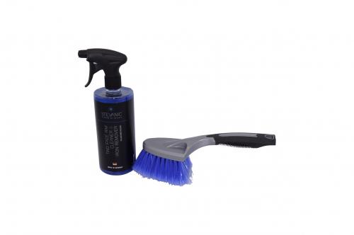 Sparset Set Cleanextreme Reinigungsbürste Universal Stevanic Two Face Rim Cleaner Felgenreinigungsset Fahrzeugshine