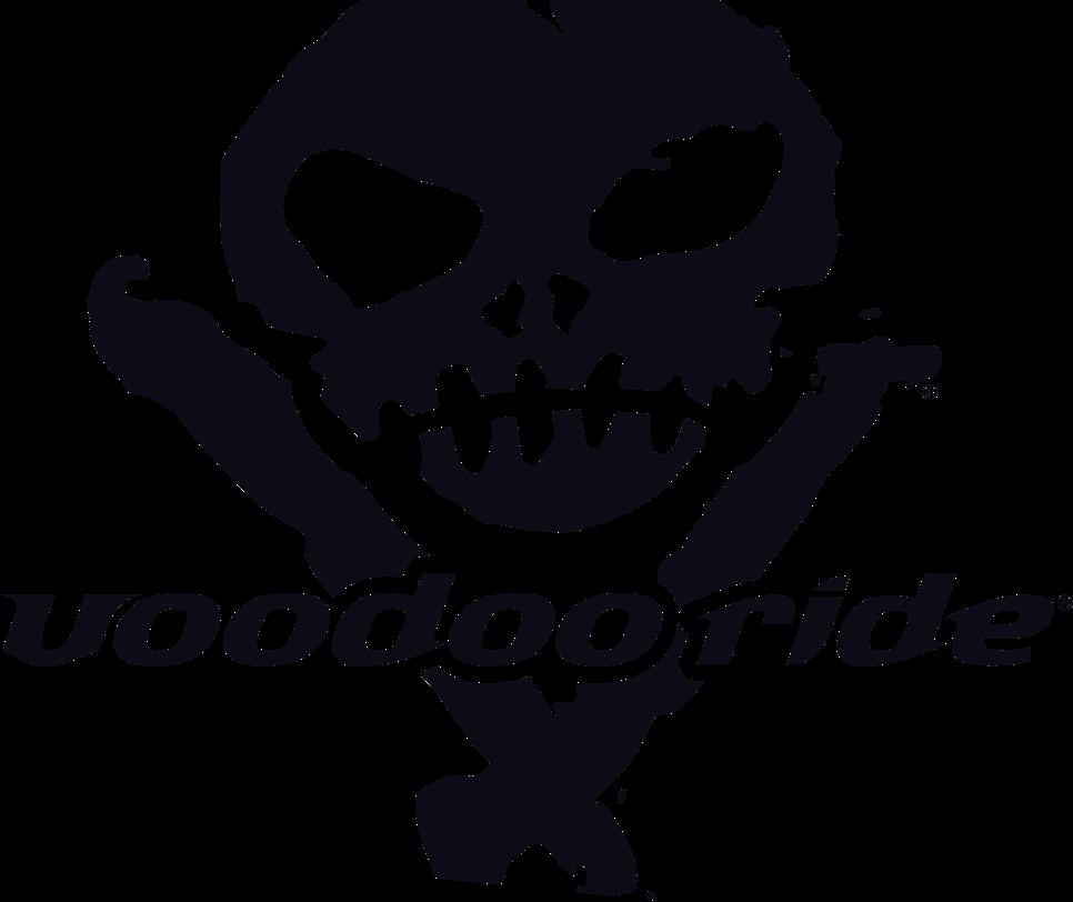 Voodoo Ride Logo Fahrzeugshine
